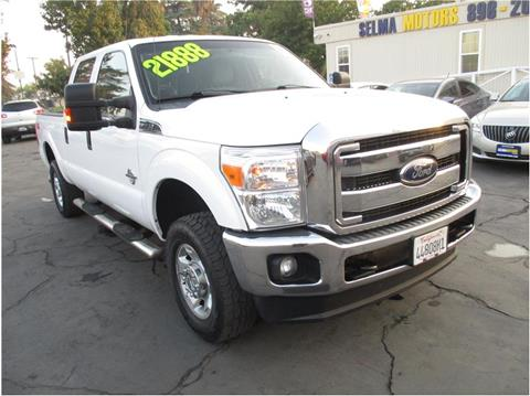 2012 Ford F-250 Super Duty for sale in Selma, CA