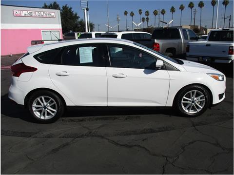 2017 Ford Focus for sale in Selma, CA