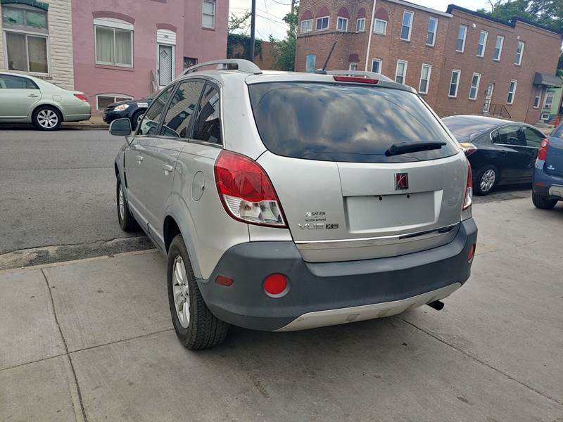 2008 Saturn Vue XE 4dr SUV In Baltimore MD - 5 Star Cars
