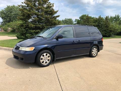 2003 Honda Odyssey for sale in Shelby Township, MI