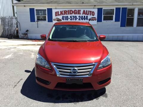 2015 Nissan Sentra for sale in Elkridge, MD