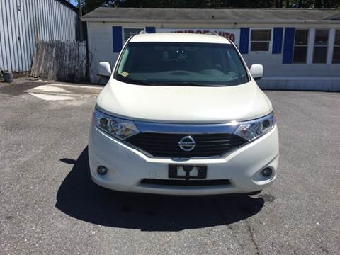 2016 Nissan Quest for sale in Elkridge, MD