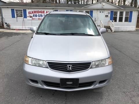 2001 Honda Odyssey for sale in Elkridge, MD