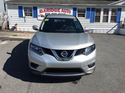 2016 Nissan Rogue for sale in Elkridge, MD