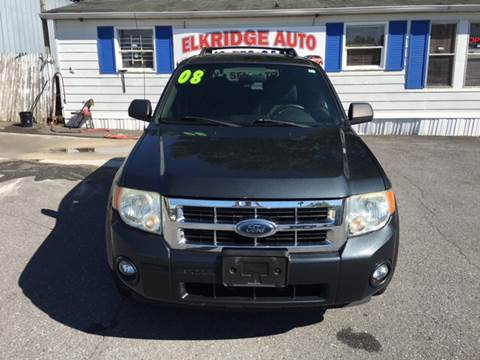 2008 Ford Escape for sale in Elkridge, MD