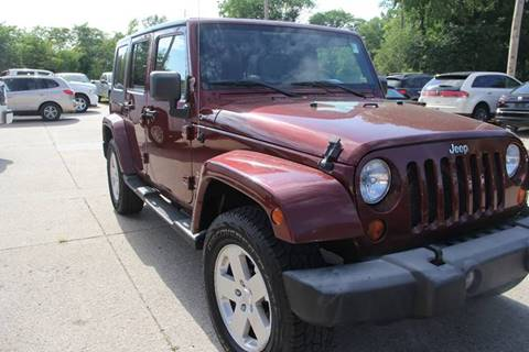 2007 Jeep Wrangler Unlimited for sale in Columbia, MO