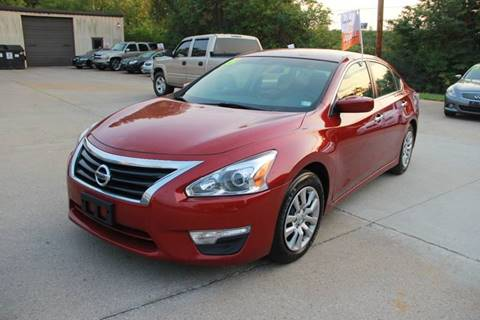 2015 Nissan Altima for sale in Columbia, MO