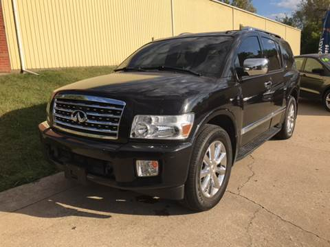 2010 Infiniti QX56 for sale in Columbia, MO