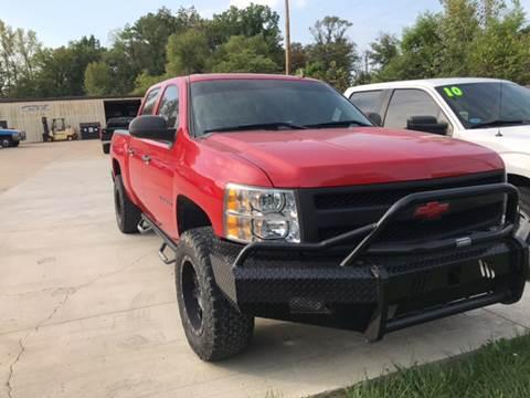 2011 Chevrolet Silverado 1500 for sale in Columbia, MO