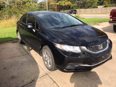 2013 Honda Civic for sale in Columbia, MO