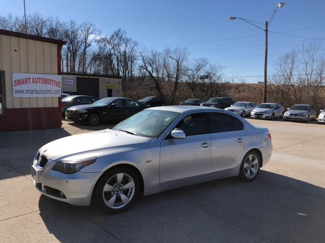 2007 BMW 5 Series 525i In Columbia MO - Smart Automotive