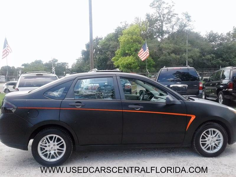 2009 Ford Focus SE 4dr Sedan - Orlando FL