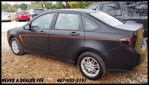 2009 Ford Focus for sale in Orlando, FL
