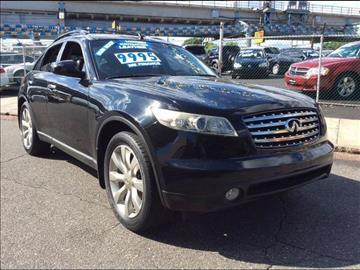 2003 Infiniti FX45 for sale in Philadelphia, PA