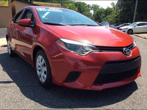 2014 Toyota Corolla for sale in Philadelphia, PA