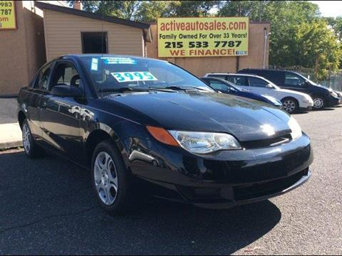 2005 Saturn Ion for sale in Philadelphia, PA
