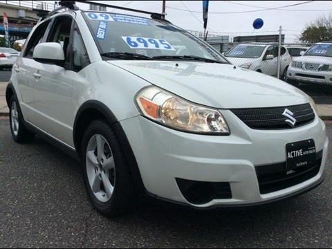 2009 Suzuki SX4 Crossover for sale in Philadelphia, PA
