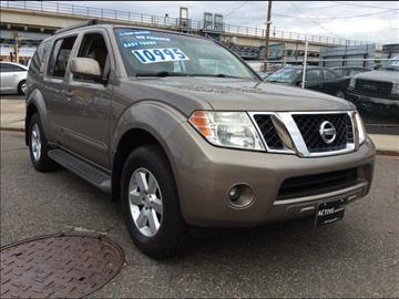 2008 Nissan Pathfinder for sale in Philadelphia, PA