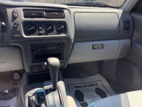 2002 Mitsubishi Montero Sport