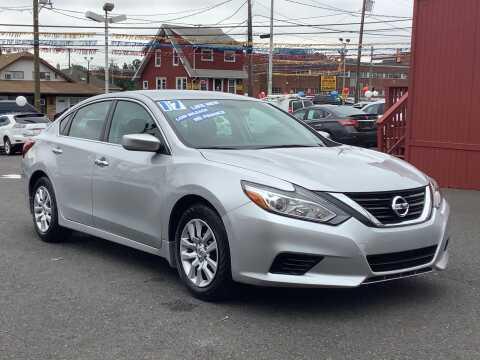 2017 Nissan Altima for sale at Active Auto Sales in Hatboro PA