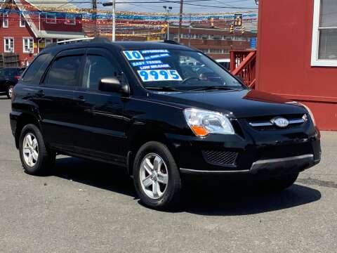 2010 Kia Sportage for sale at Active Auto Sales in Hatboro PA