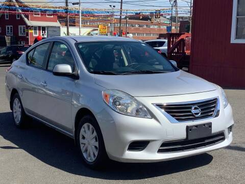 2012 Nissan Versa for sale at Active Auto Sales in Hatboro PA