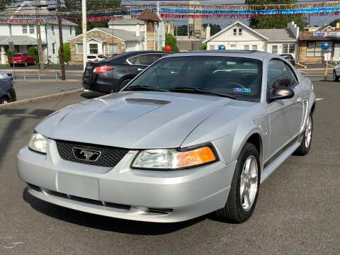 2002 Ford Mustang for sale at Active Auto Sales in Hatboro PA