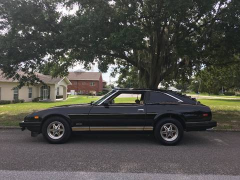 1983 Datsun 280ZX For Sale in Oklahoma - Carsforsale.com
