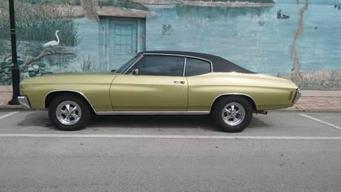 1971 Chevrolet Malibu for sale in Frostproof, FL