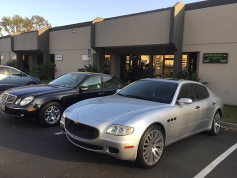 2007 Maserati Quattroporte for sale in Upland CA
