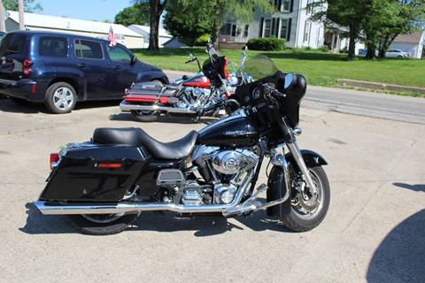 2006 Harley-Davidson Street Glide for sale in Whiteland, IN
