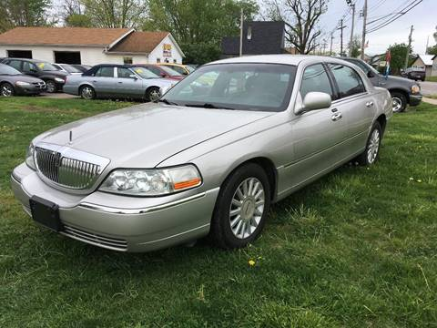 2005 Lincoln Town Car for sale in Whiteland, IN