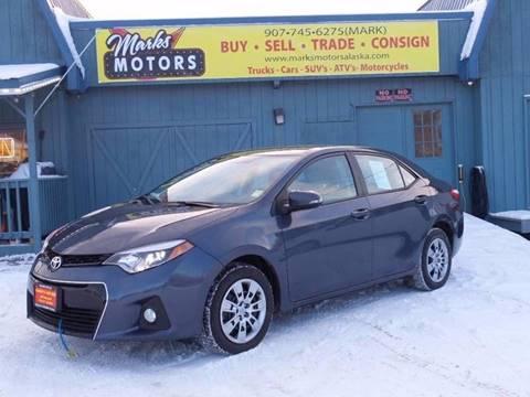 2014 Toyota Corolla for sale in Palmer, AK