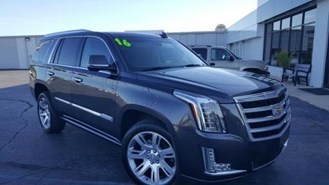 2016 Cadillac Escalade for sale in Saint Robert MO