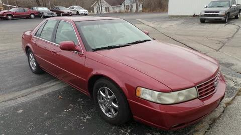 2000 Cadillac Seville for sale in Saint Robert MO