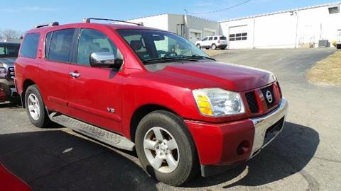 2006 Nissan Armada for sale in Saint Robert MO