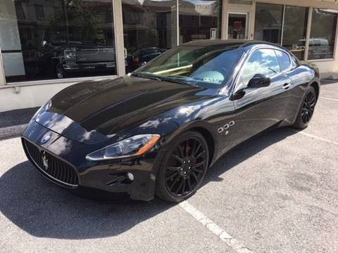 2009 Maserati GranTurismo for sale in Manheim PA