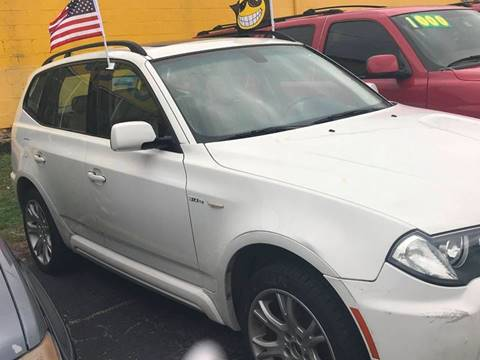 2008 BMW X3 for sale in Lancaster TX