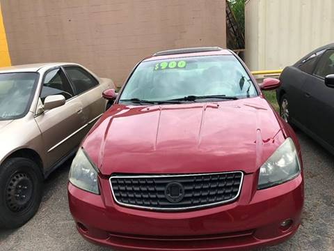 2005 Nissan Altima for sale in Lancaster, TX