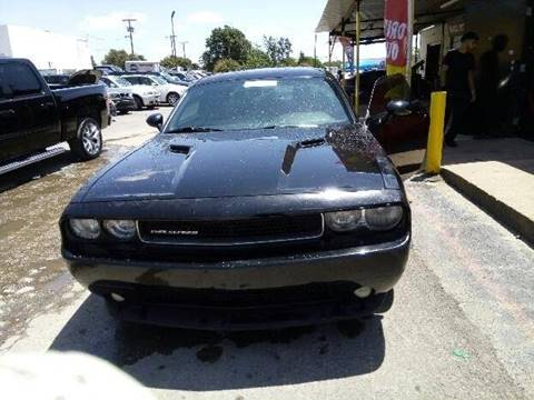 2013 Dodge Challenger for sale in Lancaster TX