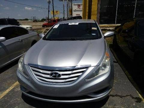 2011 Hyundai Sonata for sale in Lancaster TX