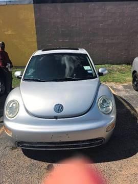 2001 Volkswagen New Beetle for sale in Lancaster TX