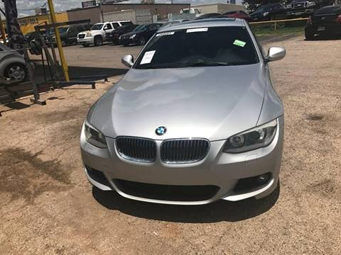 2013 BMW 3 Series for sale in Lancaster TX