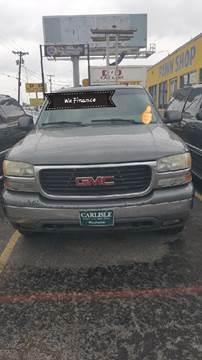 2002 GMC Yukon XL for sale in Lancaster TX