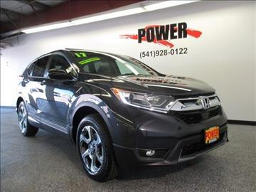2017 Honda CR-V for sale in Albany, OR