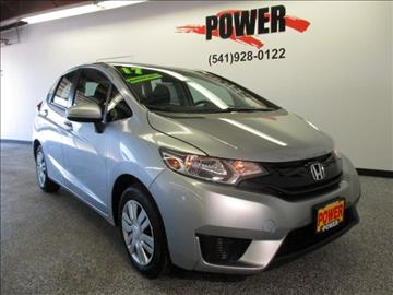 2017 Honda Fit for sale in Albany, OR
