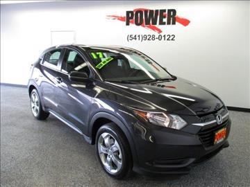 2017 Honda HR-V for sale in Albany, OR