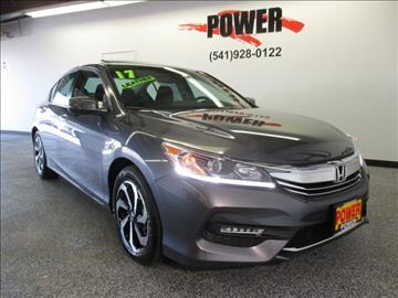 2017 Honda Accord for sale in Albany, OR