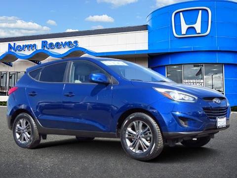2014 Hyundai Tucson for sale in Irvine, CA