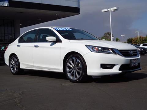 2015 Honda Accord for sale in Irvine, CA